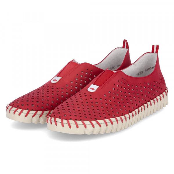 Slip-On-Sneaker Rot - Bild 1