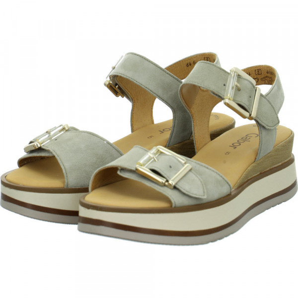 Sandaletten Grau - Bild 1