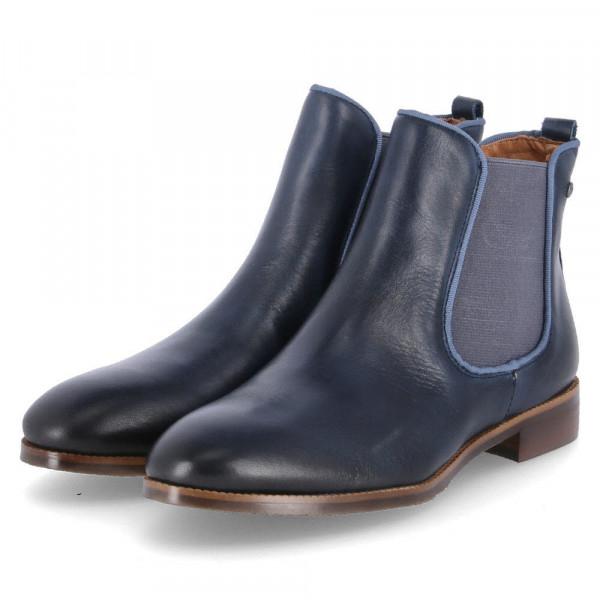 Chelsea Boots ROYAL W4D Blau - Bild 1