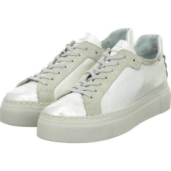 Sneaker Low BERN Silber - Bild 1