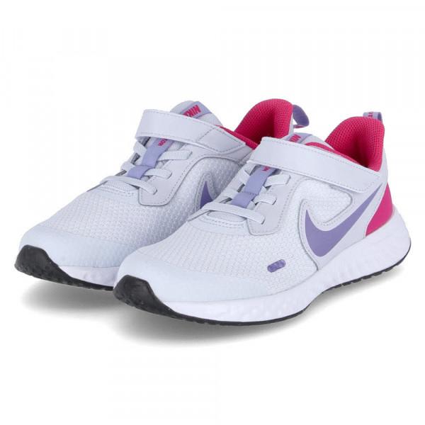 Sneaker Low NIKE REVOLUTION 5 Weiß - Bild 1