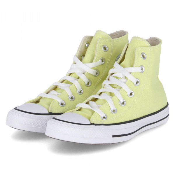 Sneaker High CTAS Hi Gelb - Bild 1