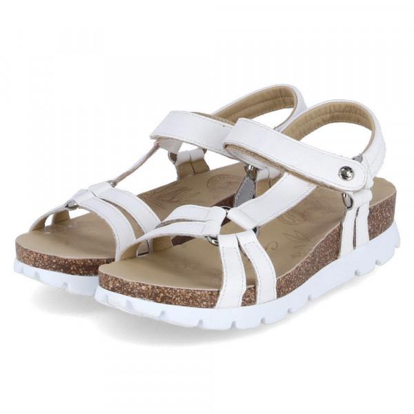 Sandalette SALLY BASICS Weiß - Bild 1