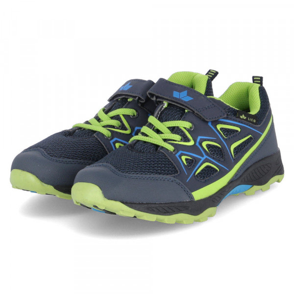 Sneaker Low POSADAS Blau - Bild 1