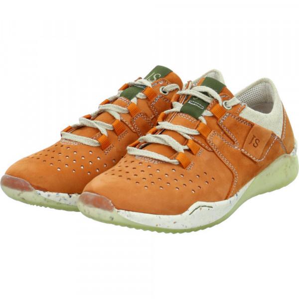 Sneaker Low RICKY 18 Orange - Bild 1