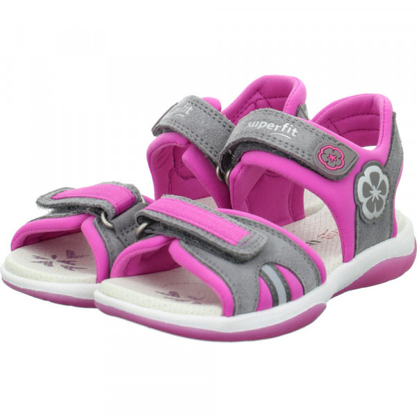 Sandaletten SUNNY Grau - Bild 1