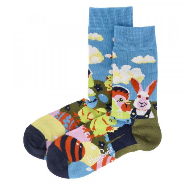 Socken EASTER EGG Blau - Bild 1