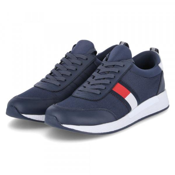 Sneaker Low FLEXI LYCRA TOMMY JEANS Blau - Bild 1