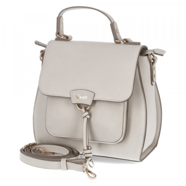 Handtasche Weiß - Bild 1