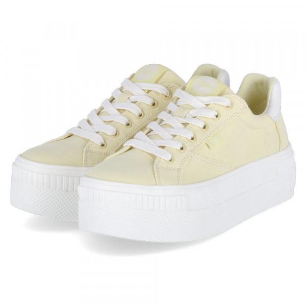 Sneaker Low PAIRED Gelb - Bild 1
