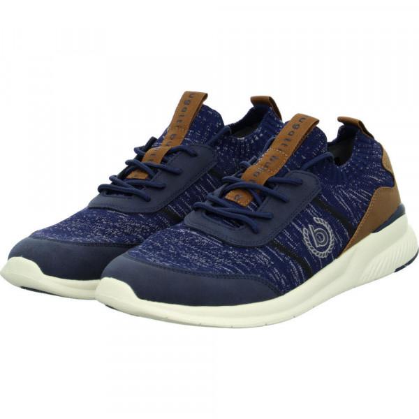 Sneaker Low Blau - Bild 1