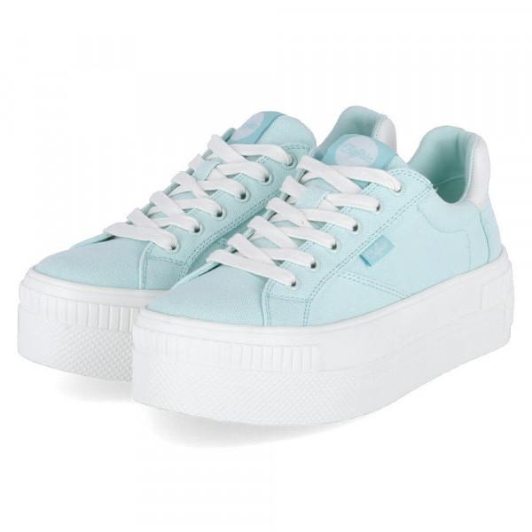 Sneaker Low PAIRED Blau - Bild 1