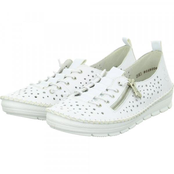 Low Sneaker Weiß - Bild 1
