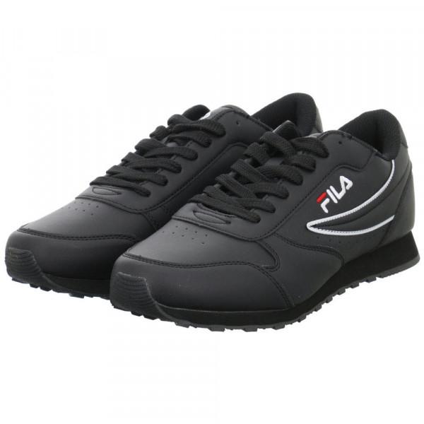 Sneaker ORBIT LOW Schwarz - Bild 1