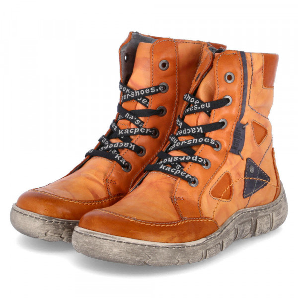 Boots Orange - Bild 1