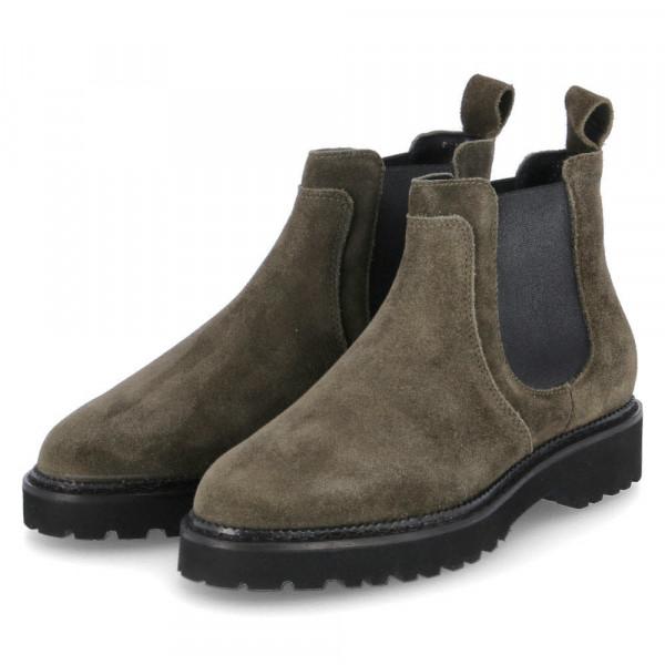 Chelsea Boots VESILCA 713 Grün - Bild 1