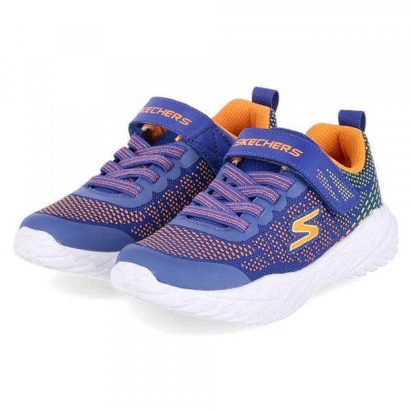 Sneaker Low KARVO Blau - Bild 1