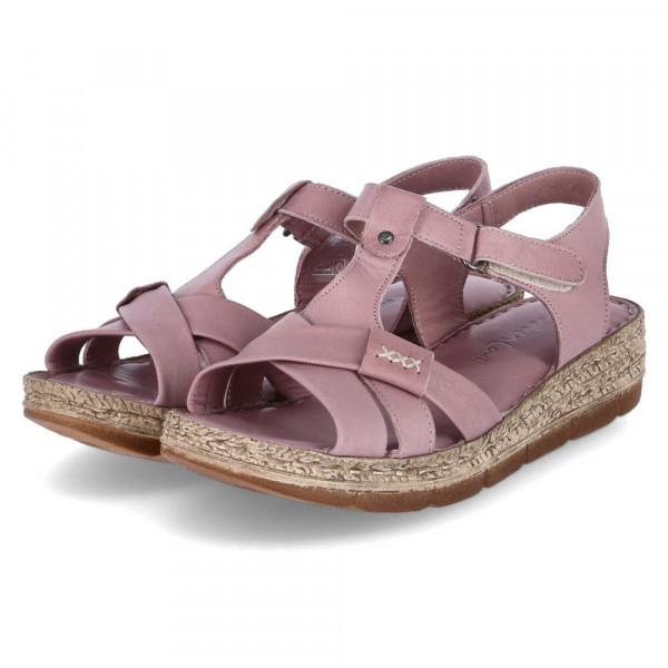 Sandaletten Lila - Bild 1