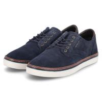 Sneaker Low PREPVILLE Blau