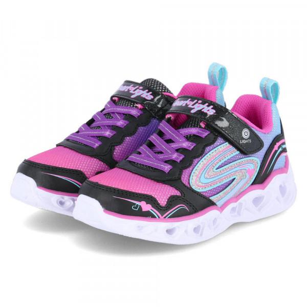 Sneaker HEART LIGHTS LOVE SPARK Pink - Bild 1