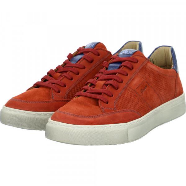 Sneaker Low ROSDECO Rot - Bild 1