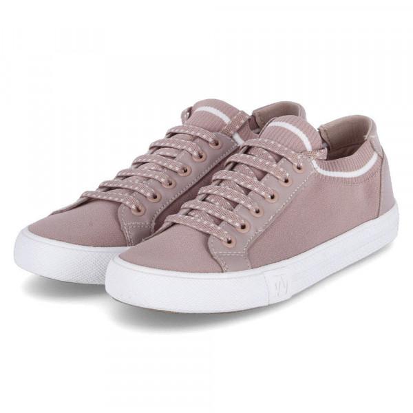 Sneaker Low SWAN Rosa - Bild 1
