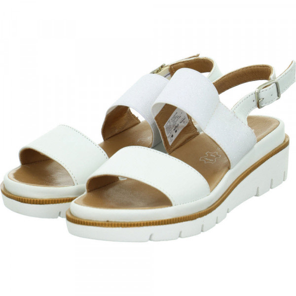 Sandaletten ROSA Weiß - Bild 1