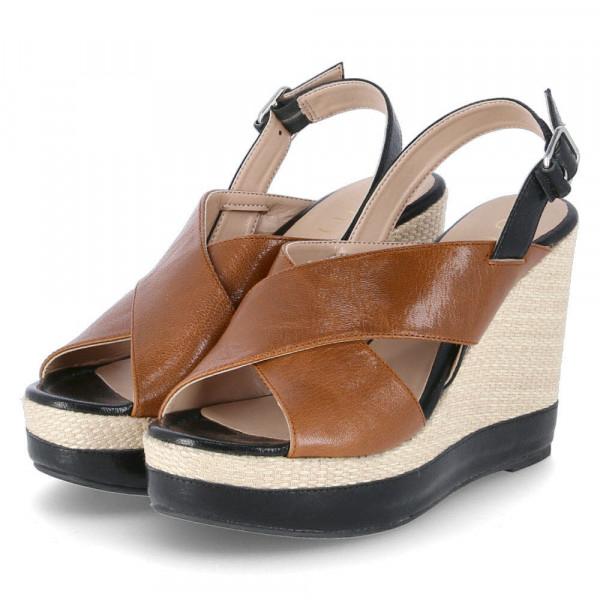 Sandaletten MIGUEL Braun - Bild 1