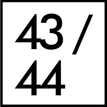 43/44