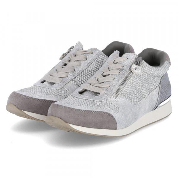 Sneaker Low Silber - Bild 1