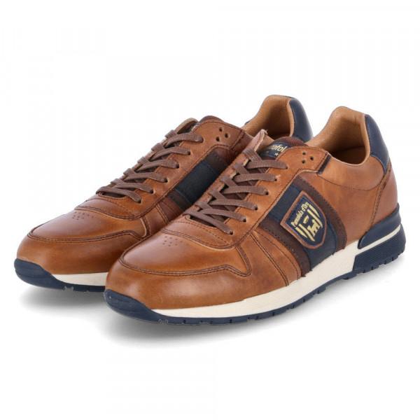 Sneaker Low SANGANO UOMO LOW Braun - Bild 1