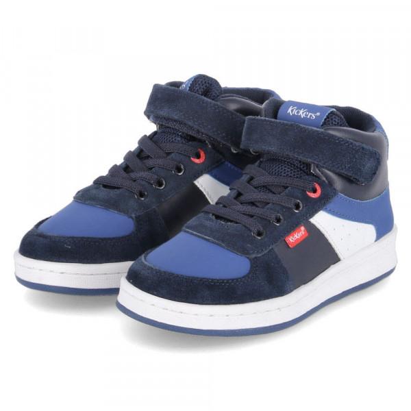 Sneaker High BILBON BB MID Blau - Bild 1