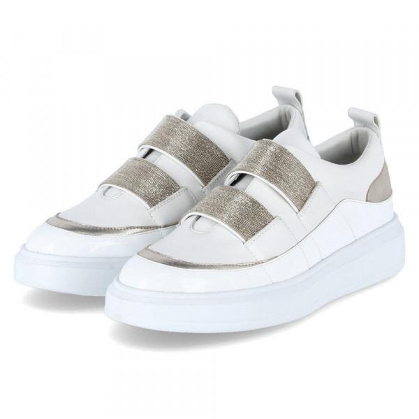 Sneaker CHAIN BLVD Weiß - Bild 1