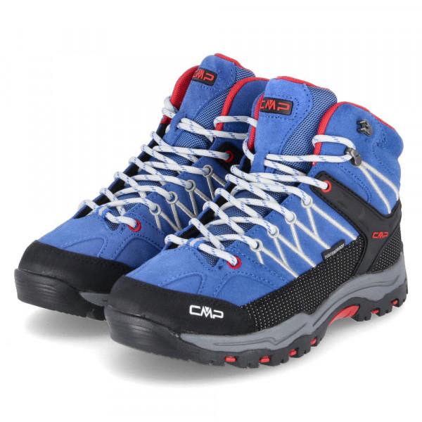 Sneaker High KIDS RIGEL MID TREKKIN Blau - Bild 1