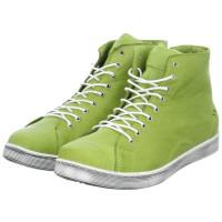 Stiefeletten Grün