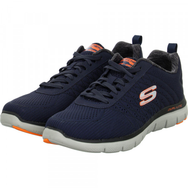 Sneaker Low THE HAPPS Blau - Bild 1
