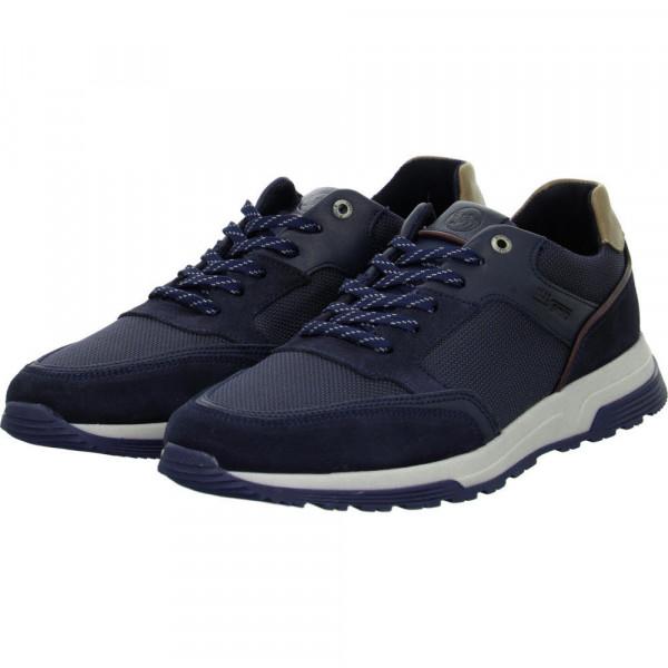 Sneaker Low DAYMAN Blau - Bild 1