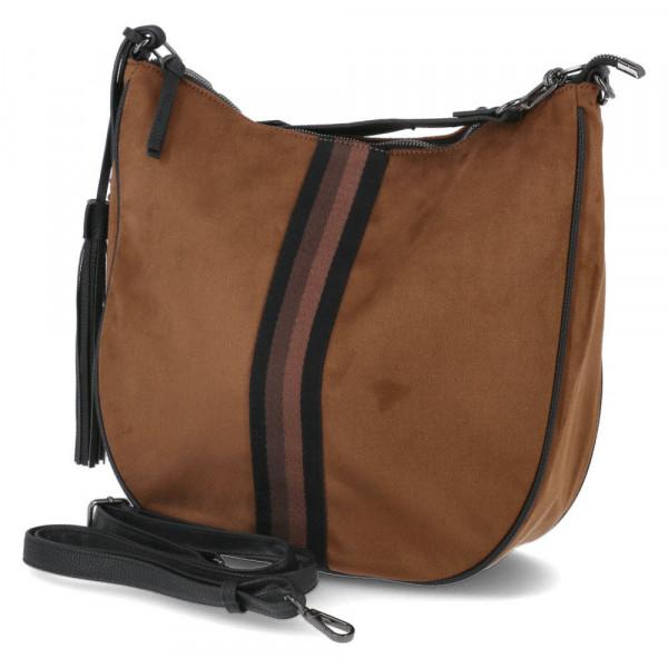 Handtasche BRENDA Braun - Bild 1