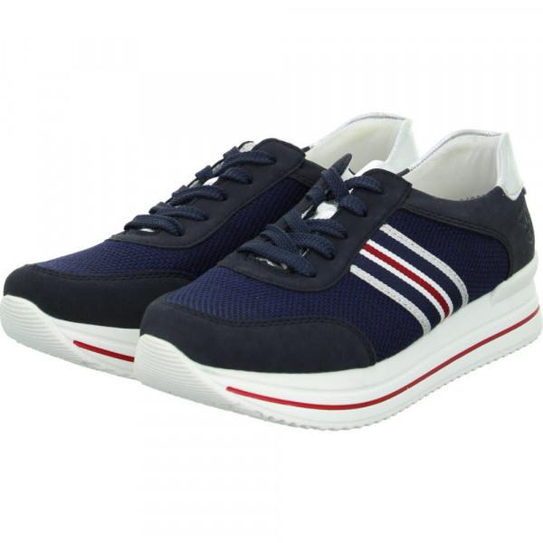 Sneaker Low ANTISTRESS Blau - Bild 1