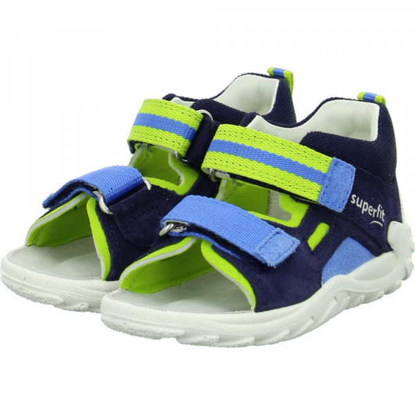 Kinder Sandalen Blau - Bild 1