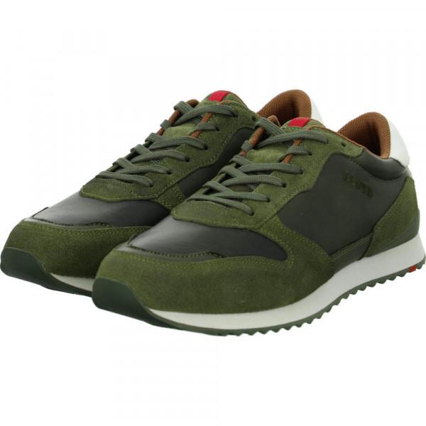 Sneaker Low EDMOND Grün - Bild 1