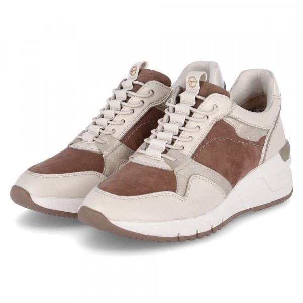 Sneaker Low Taupe - Bild 1