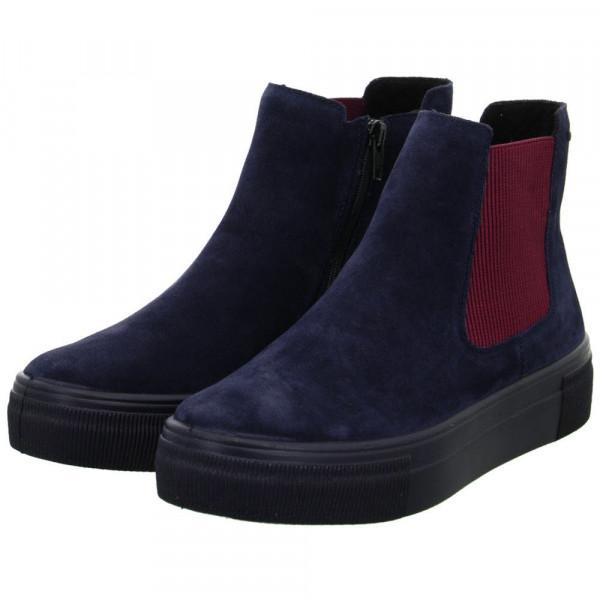 Chelsea Boots LIMA Blau - Bild 1