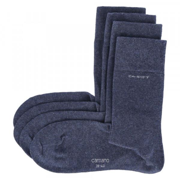 Socken Blau - Bild 1