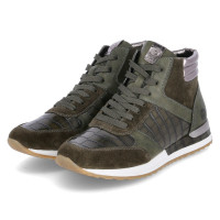 Sneaker High Grün