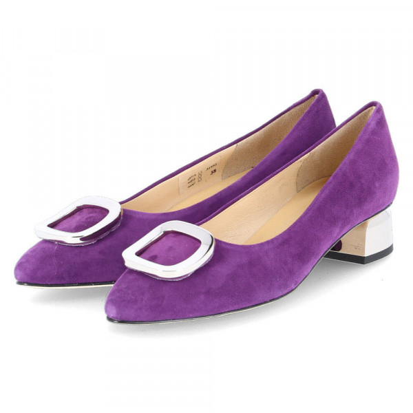 Pumps Violett - Bild 1