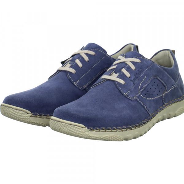 Sneaker Low WILSON Blau - Bild 1